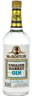 Mr. Boston Gin English Market 1.00l - Case of 12